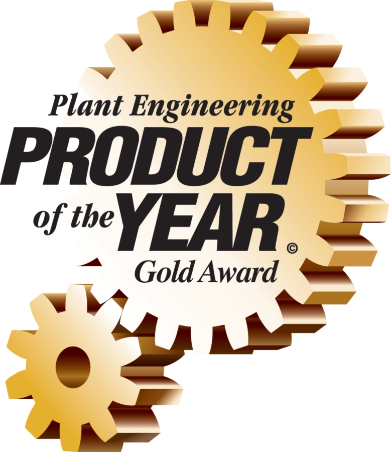 Plant Engineering Product of the Year Gold Award