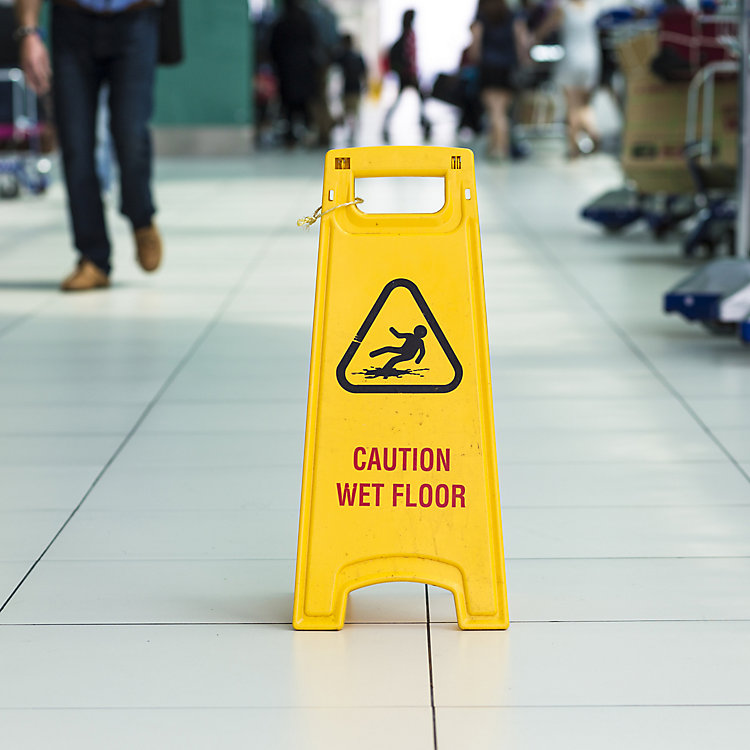 Finding Slip, Trip and Fall Hazards in Your Facility