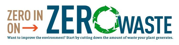 PIG Products can help you zero in on zero waste through reducing, controlling and segregating your waste streams.