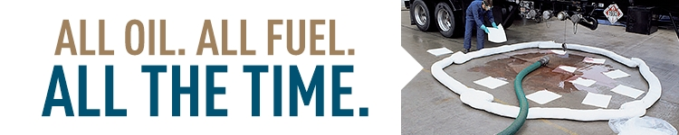 All Oil. All Fuel. All The Time.