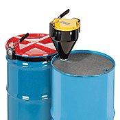 Latching Drum Lids & Funnels