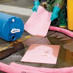 PIG® HazMat Chemical Absorbent Mat