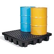 Spill Containment Pallets, Decks & Drum Platforms