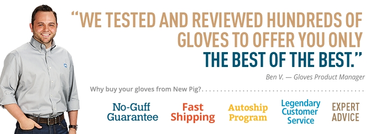 Overwhelmed by Glove Choices? We feel your pain! To save you time, we tested and reviewed hundreds of gloves to offer you only the best of the best.