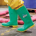 Chemical-Resistant Work Boots