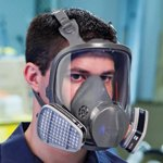 Chemical Respirators & Dust Masks