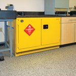 Undercounter Flammable Safety Cabinets