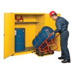 Flammable Cabinets for Drums