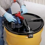 Latching Drum Lids with Vapor-Control