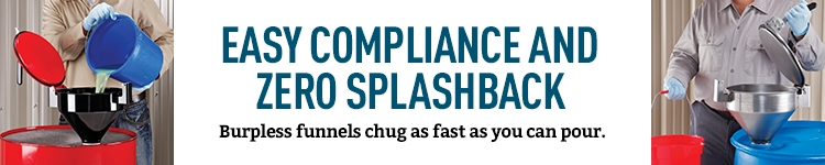 Easy Compliance and Zero Splashback