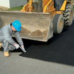 Oil-Only Absorbent Ground Mat