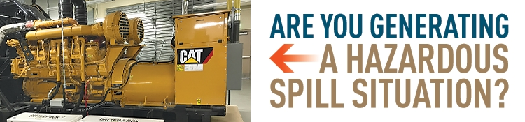 Are you generating a hazardous spill situation?