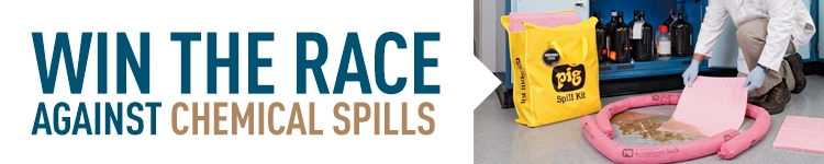 Win the Race Against Chemical Spills