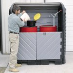 Rolltops, Hardcovers & Outdoor Containment Sheds
