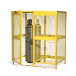 Compressed Gas Cylinder & Propane Tank Storage