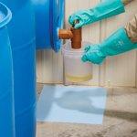 Formaldehyde Neutralizing Absorbent Mat Pad