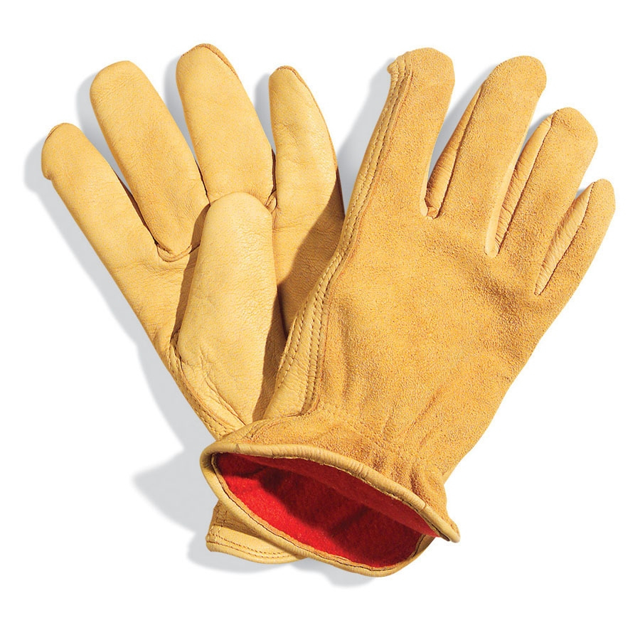 Goat leather work gloves - Keep Your Workers Protected With A Reliable Pair Of Leather Work Gloves