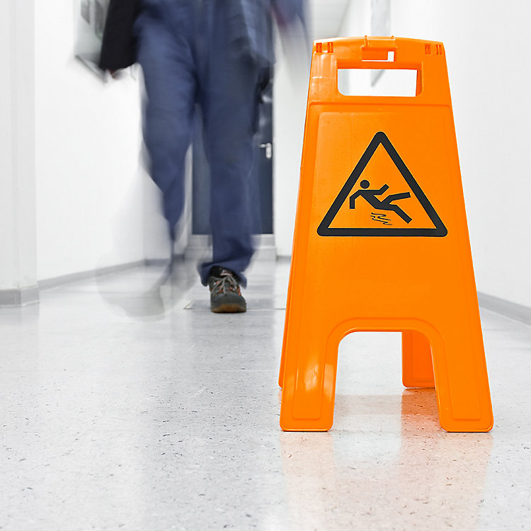 Use Tribometry to Identify Slip and Fall Hazards