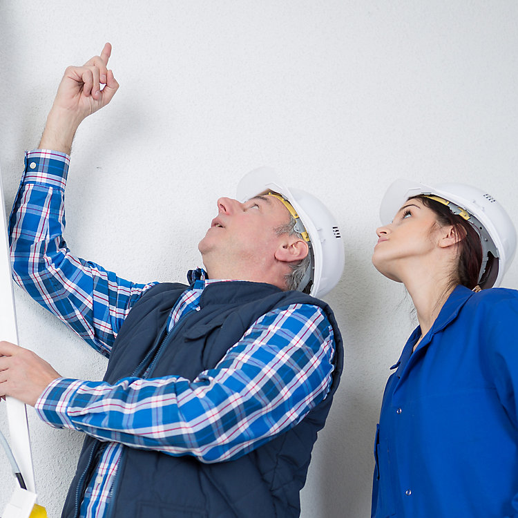 Searching for Floor Safety Hazards? Remember to Look Up!