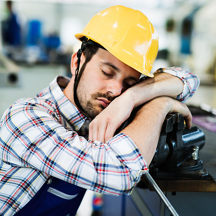 Wake Up to Ways to Stop Sleepiness at Work