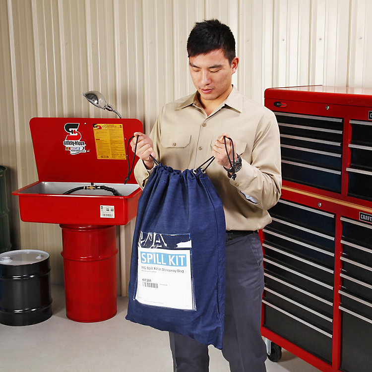 Customer Questions: Shouldn't Every Spill Kit Contain PPE