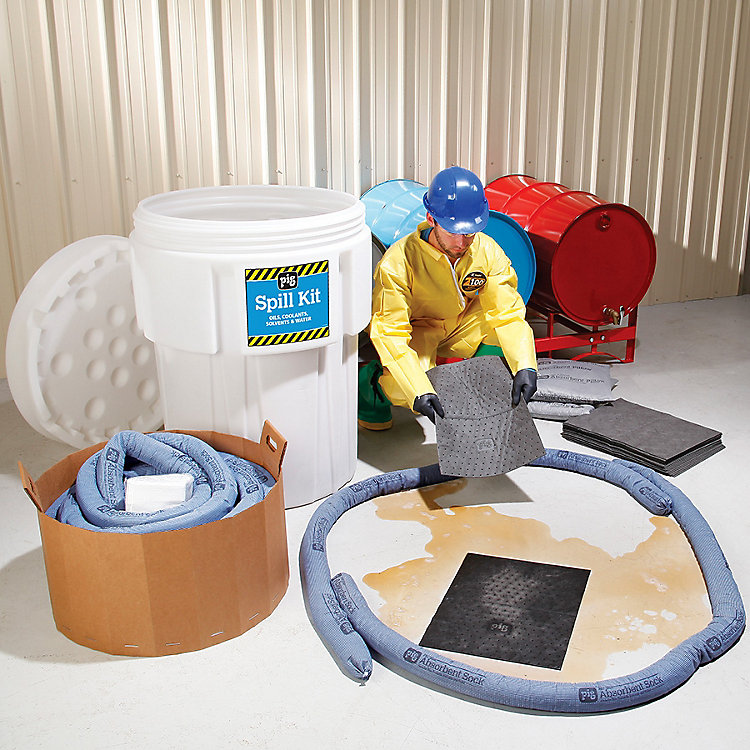 Customer Questions: Spill Kit Regulation Requirements
