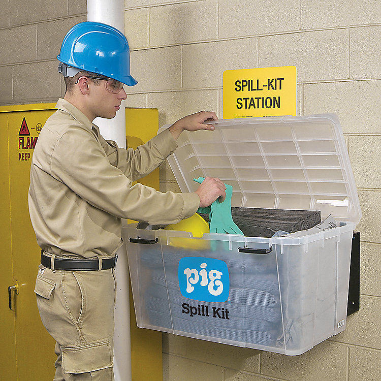 Absorbent Training Part 10: Top 12 Places to Store Your Spill Kit