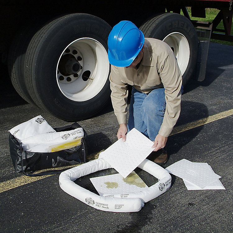 Prepare for Incidental Spills to Prevent Damaging Releases