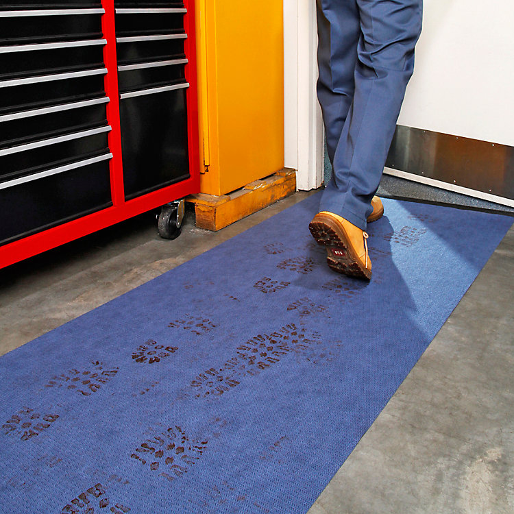 Prevent Slips, Trips and Falls in Transition Areas
