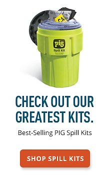 Best-Selling PIG Spill Kits
