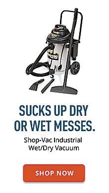 Shop-Vac Industrial Wet/Dry Vacuum