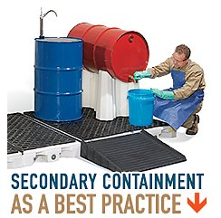 Secondary Containment - as a best practice