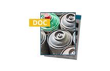 Avoid Disposing of Aerosol Cans as Hazwaste