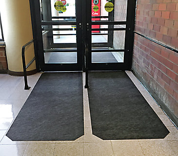 Grippy Floor Mat Entrance