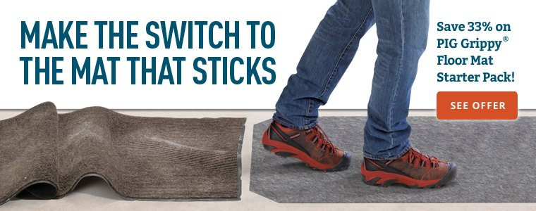 Make the Switch to the Mat that Sticks
