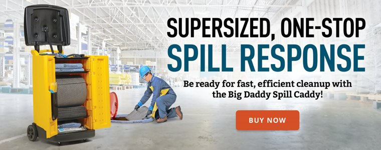 Supersized One Stop Spill Response Buy Now
