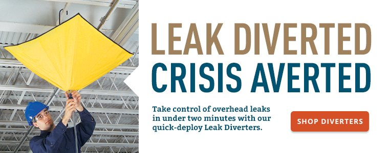 Leak Diverted Crisis Averted