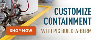 Customize Containment with Pig Build A Berm