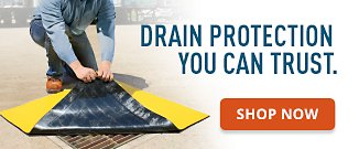 Drain Protection you can Trust Shop Now