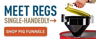 Meet Regs Single Handedly Shop PIG Funnels