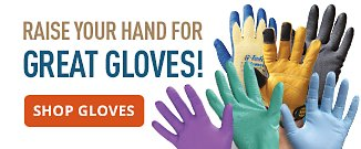 Raise Your Hand for Great Gloves!
