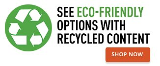 See EcoFriendly Options Shop Now