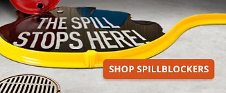 The Spill Stops Here!