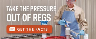 Take the Pressure out of Regs. Get the Facts.