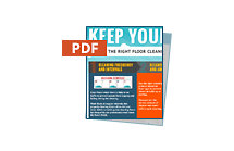 Keep Your Floors Clean