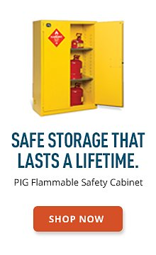 PIG Flammable Safety Cabinet