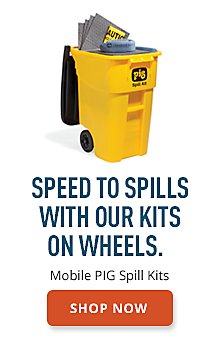 Portable & Mobile Spill Kits