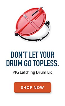 PIG Latching Drum Lid