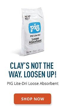 PIG Lite-Dri Loose Absorbent