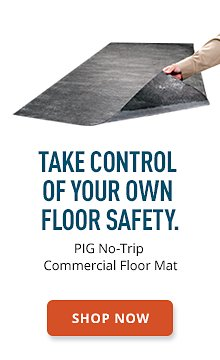 PIG No-Trip Commercial Floor Mat